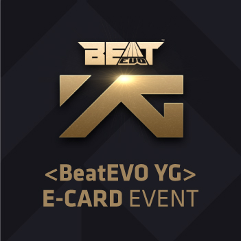 BeatEVO YG E-CARD EVENT